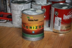 Rodda Low VOC paint seattle house painting