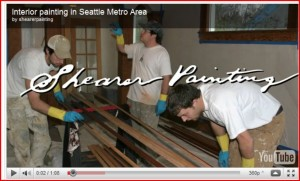 Seattle interior painting