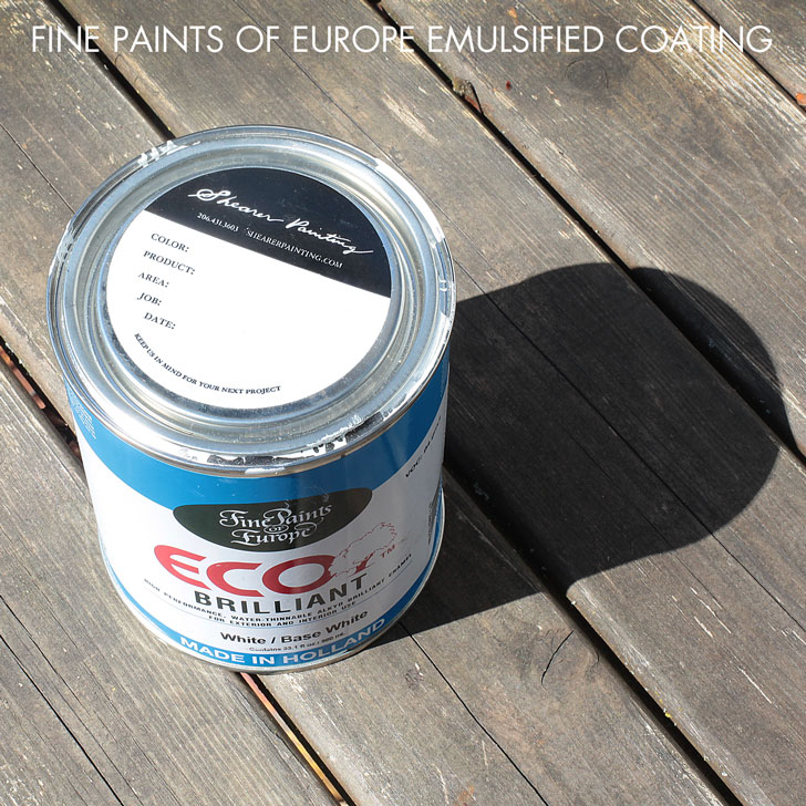 Fine Paints of Europe ECO