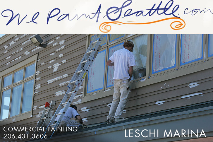 Commercial-Painting-Leschi-Marina