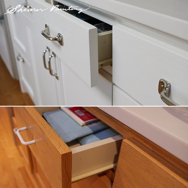 Painted-Kitchen-Cabinet-Drawers